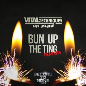 VITAL TECHNIQUES & MC PEAN - Bun Up The Ting Remixes