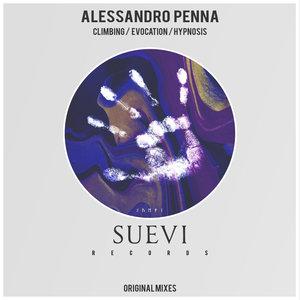 ALESSANDRO PENNA - Climbing/Evocation/Hypnosis