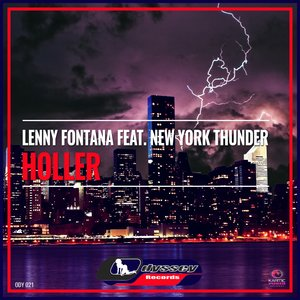 LENNY FONTANA feat NEW YORK THUNDER - Holler