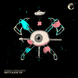SIMINA GRIGORIU - Battleaxe