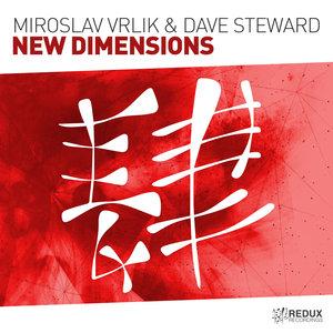 MIROSLAV VRLIK & DAVE STEWARD - New Dimensions