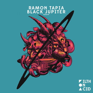 RAMON TAPIA - Black Jupiter