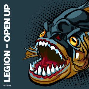 LEGION - Open Up