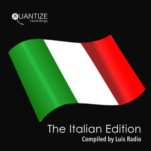 VARIOUS - The Italian Edition - Compiled & Mixed By Luis Radio