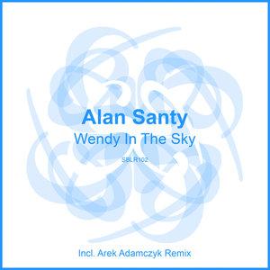 ALAN SANTY - Wendy In The Sky