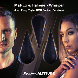 MARLO & HALIENE - Whisper (Remixes)