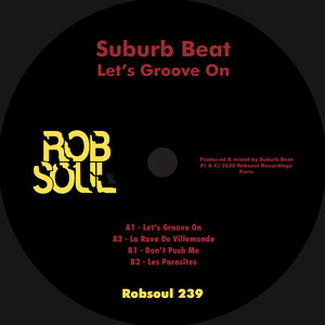 SUBURB BEAT - Let's Groove On