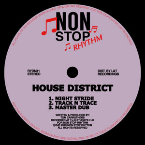 HOUSE DISTRICT - Night Stride