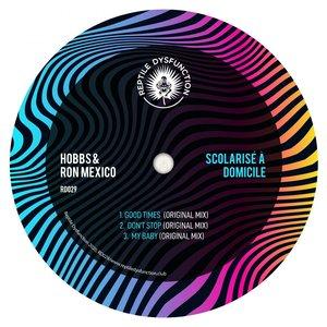 HOBBS (UK) & RON MEXICO - Scolarise A Domicile