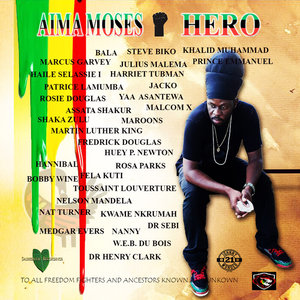 AIMA MOSES - Hero (Explicit)