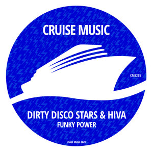 DIRTY DISCO STARS & HIVA - Funky Weapon