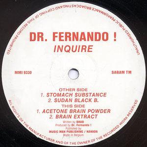 DR FERNANDO! - Inquire