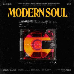 VARIOUS - Modern Soul 5 LP