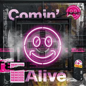 T8PES feat RHIANNA KEANE - Comin' Alive (Remixes)