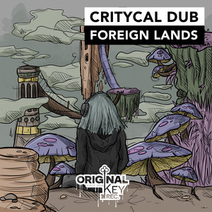 CRITYCAL DUB & COMBAT COLLINS - Foreign Lands