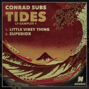 CONRAD SUBS - Tides LP Sampler 1
