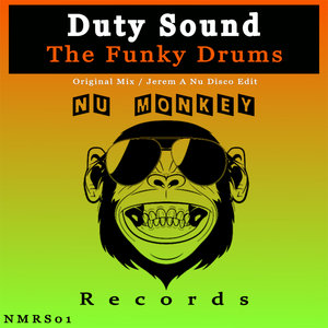 DUTY SOUND - The Funky Drums