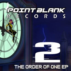VARIOUS - The Order Of One EP Part 2