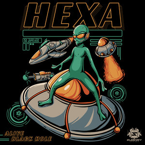 HEXA - Alive/Black Hole