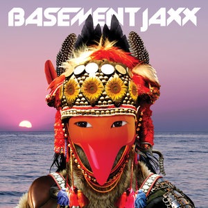 BASEMENT JAXX - Raindrops