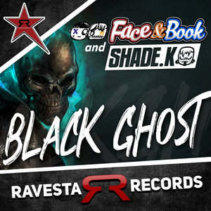 SHADE K/FACE & BOOK - Black Ghost