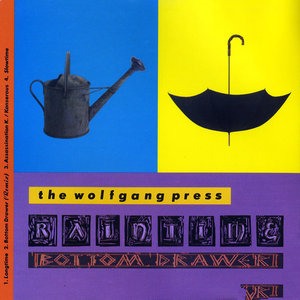 THE WOLFGANG PRESS - Raintime