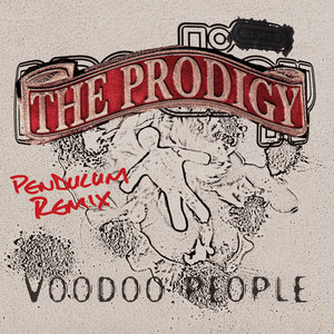 THE PRODIGY - Voodoo People/Out Of Space