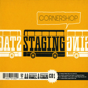 CORNERSHOP - Staging