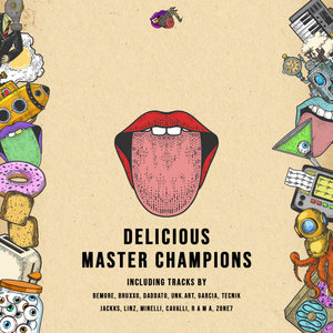 VARIOUS - Delicious Master Champions