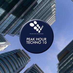 VARIOUS - Peak Hour Techno 10