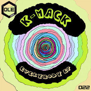 K-MACK - Everybody EP