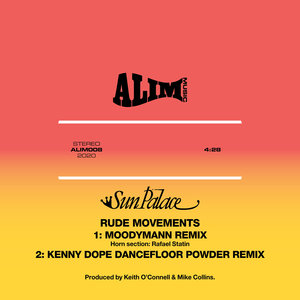 SUNPALACE - Rude Movements (Moodyman/Kenny Dope Remix)