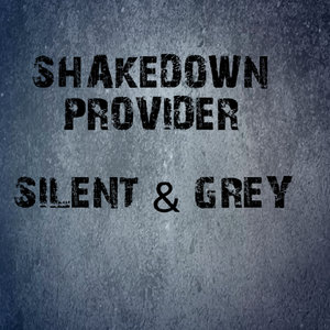 SHAKEDOWN PROVIDER - Silent & Grey