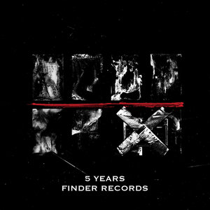 VARIOUS - 5 Years Of Finder Records - Dark Part