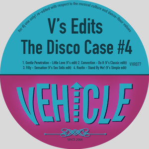 GENTLE PENETRATION/CONVECTION/FILLY/ROOFIN - The Disco Case #4