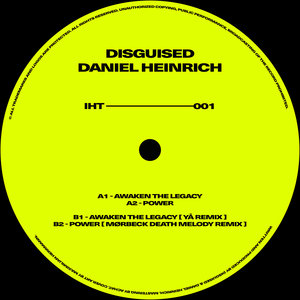 DISGUISED/DANIEL HEINRICH - Awaken The Legacy