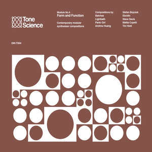 VARIOUS - Tone Science Module No. 4 Form And Function