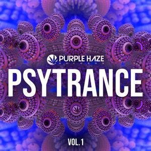 VARIOUS - Purple Haze Psytrance Vol 1