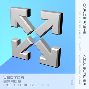 CARLOS PASHE - Azul Sutil EP