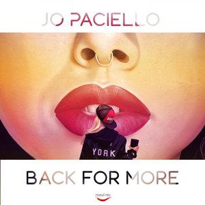 JO PACIELLO - Back For More