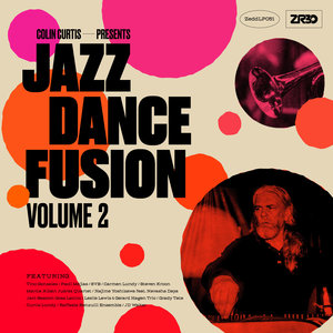 VARIOUS - Colin Curtis Presents Jazz Dance Fusion Volume 2