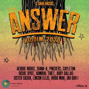 VARIOUS - Answer Riddim 2020