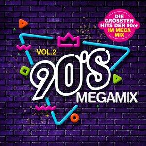 VARIOUS - 90s Megamix Vol 2: Die Grossten Hits Der 90er Im Megamix