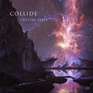 CRYSTAL SKIES - Collide EP