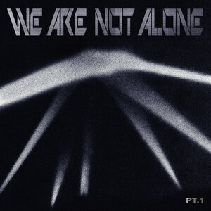 VARIOUS - We Are Not Alone Pt 1