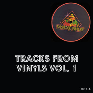 VARIOUS - Tracks From Vinyls Vol 1