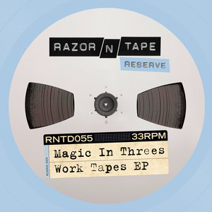 MAGIC IN THREES - Work Tapes EP