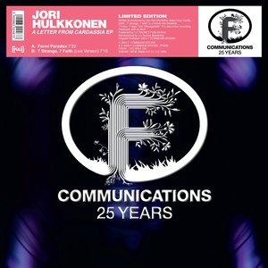 JORI HULKKONEN - A Letter From Cardassia EP