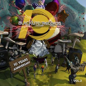 VARIOUS - Blacklite Records: 10 Years Anniversary Vol 2