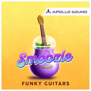 APOLLO SOUND - Smoozie Funky Guitars (Sample Pack WAV/APPLE/REASON)